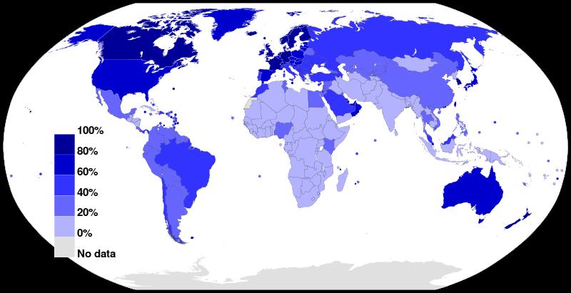 InternetPenetrationWorldMap